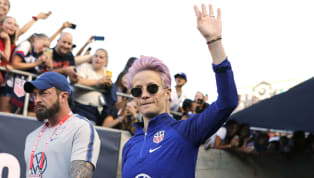 ​Megan Rapinoe has revealed that she has an interest in playing for Barcelona before her glittering career comes to an end. Rapinoe enjoyed an outstanding...