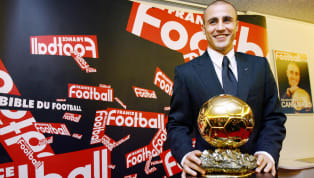 Imagine winning the Ballon d'Or. A lifetime of blood, sweat and tears finally recognised by being voted the very best footballer in all of the lands.  Now,...