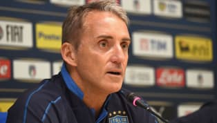 Italy head coach and former Manchester City manager Roberto Mancini joked that on the one hand Britain wants to exit the European Union but on the other hand...