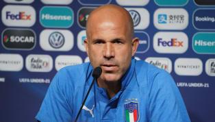 """""""Non sarò più l'allenatore dell'Under 21. Ringrazio tutti, dai dirigenti a Maurizio Viscidi"""". Lo annuncia Gigi Di Biagio, alla sua ultima conferenza stampa..."""