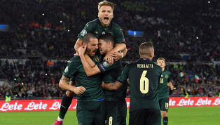 tion Italy hosted Greece on Saturday night in another Euro 2020 qualifier, and had the chance to secure their place in next summer's competition with three...