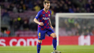 ​​Atletico Madrid are reportedly preparing a solid £35m bid for their rival club FC Barcelona's Ivan Rakitic in the January ​transfer window, according...