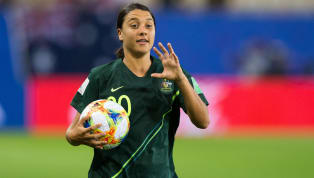 ​New Chelsea Women and Australia striker Sam Kerr has topped The Guardian's annual list of the best 100 female players in the world in 2019. Judged by a panel...
