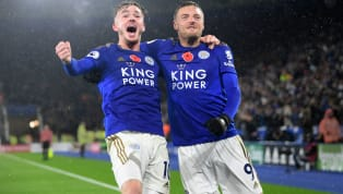 ​Former ​Premier League champions ​Leicester City would be on top of the league table this season if only goals from English players counted. A study by...