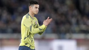 d Up ​It's set to be a chaotic summer transfer window for Bayern Munich loanee James Rodriguez. The Colombia international's immediate future in Bavaria still...