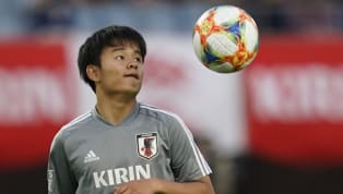 ​Real Madrid have officially announced the signing of Japanese youngster Takefusa Kubo, who will join up with Los Blancos' development squad Castilla next...