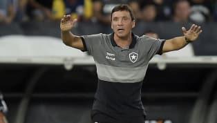 Botafogo acerta com jogador que estava no exterior e atuou ao lado de Neymar