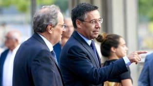 """Según la información dada de """"Calciomercato.it"""", el agenteGiuseppe Riso se reuniría con la directiva del Fútbol Club Barcelona para hablar sobre los medio..."""