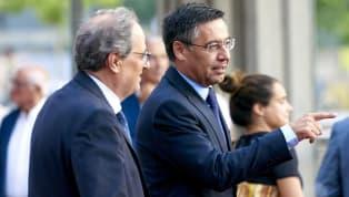 """Según la información dada de """"Calciomercato.it"""", el agente Giuseppe Riso se reuniría con la directiva del Fútbol Club Barcelona para hablar sobre los medio..."""