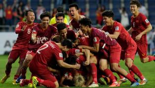 Với chiến thắng thuyết phục trước đội tuyển Jordan ở vòng 1/8 Asian Cup, thầy trò huấn luyện viên Park Hang-seo đã có bước thăng tiến vượt bậc trên bảng xếp...