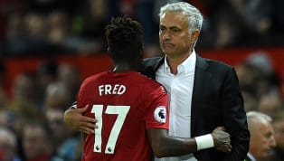 Jose Mourinho Reportedly Told Fred That He Would be Part of a Dream Midfield Trio at Man Utd