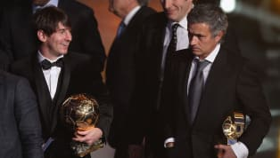 Jose Mourinho has sensationally claimed that Lionel Messi does not deserve to win the Ballon d'Or accolade this year after Barcelona's incredible loss to...