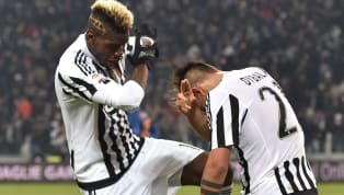 "​Paulo Dybala has admitted that he and Paul Pogba used to think of new ways to celebrate goals and hopes that ""one day we will be able to celebrate together..."