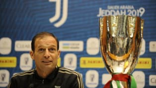 ​Juventus boss, Massimiliano Allegri, has reiterated the importance of Supercoppa, claiming that the competition will help his side prepare for the knockout...