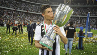 Footballing superstar Cristiano Ronaldo and hisJuventusteammates celebrated their Coppa Italia win with boxing legend Floyd Mayweather after beating...