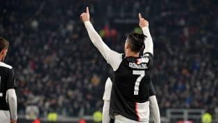 Buteur hier lors de la demi-finale de la Coupe d'Italie face à l'AS Roma (victoire 3 buts à1),Cristiano Ronaldoa marqué au moins 1 but dans 15...