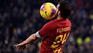 AS Rom 📋 Ecco la nostra formazione per il Derby ⚡️ 🔥 FORZA ROMA! 🔥#RomaLazio pic.twitter.com/17A1VGbqgo — AS Roma (@OfficialASRoma) January 26, 2020 Lazio...