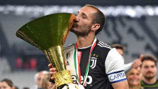 Giorgio Chiellini, insieme ad Andrea Barzagli, ha consegnato il trofeo dello Scudetto al J Museum. Il difensore e capitano dellaJuventusha parlato a J Tv...