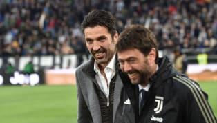 Gianluigi Buffon đã chính thức có mặt tại Juventus để tiến hành kiểm tra y tế trước thềm cuộc trở về khoác áo đội bóng cũ cho mùa bóng 2019/20. Xem thêm tin...