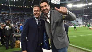 Der alte Mann kehrt zur Alten Dame zurück -Gianluigi Buffon(41), Torwartlegende, Juventus-Botschafter und Elder Statesman des italienischen Fußballs,...