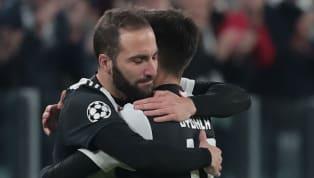 Juventus jugaba contra Udinese sin la presencia deCristianoRonaldo y todas las esperanzas estaban depositadas en la dupla argentina. GonzaloHiguaíny...
