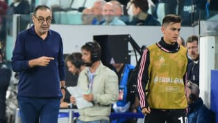 ​Juventus manager Maurizio Sarri has claimed that everything is 'normal' between himself and Paulo Dybala despite a reported bust up between the pair....