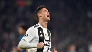 8/19 Bintang Juventus,Cristiano Ronaldo berada di posisi kedua klasemen sementara daftar pencetak gol terbanyakSerie A2018/19 di pekan ke-28. Striker...