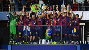 Barcelona have joined forces with the top Premier League clubs in opposing UEFA's new proposed Champions League revamp, fearing that European matches on...