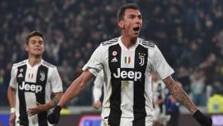 Juventus 1-0 Inter: Gol Mario Mandzukic Jadi Pembeda