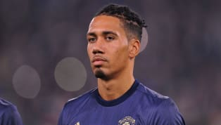 Man Utd Open Talks With Chris Smalling Over Bumper Contract Extension at Old Trafford