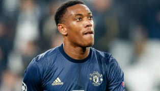 Chelsea and Juventus Chasing Man Utd Star Anthony Martial Amid Stuttering Contract Talks