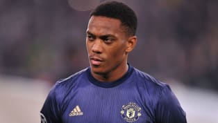 Anthony Martial Names 2 Man Utd Legends Among Glittering Array of Childhood Heroes
