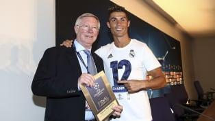 HLV Sir Alex Ferguson gửi lời chúc mừng tới siêu sao Cristiano Ronaldo sau khi cậu học trò cưng nhận giải thưởng Cầu thủ xuất sắc nhất Bồ Đào Nha lần thứ 10....