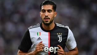 Emre Can steht beiJuventus Turinauf dem Abstellgleis. Seit Monaten kommt der Mittelfeldspieler nicht mehr in Fahrt, bei den Italienern ist er immer öfter...