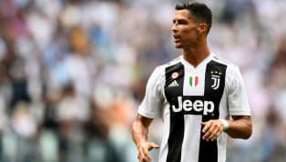 "Cristiano Ronaldo has readily admitted that he has been feeling ""a little tense"" at not being able to find the back of the back of the net for Juventus..."