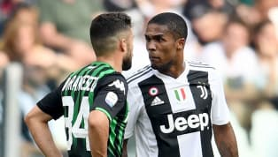 Sassuolo forward Federico Di Francesco has denied aiming racial abuse at Juventus star Douglas Costa following Sunday's shocking spitting incident. The...