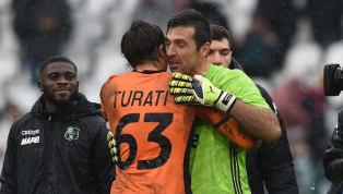 Stefano Turati, giovanissimo estremo difensore di proprietà delSassuoloche oggi pomeriggio ha fatto il suo esordioassoluto in Serie A nel difficile match...