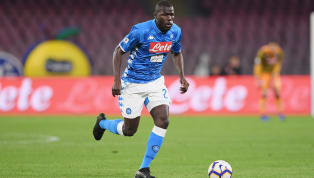 ​​Manchester United will have to come up with a world record bid for a defender if they are to have any chance of signing Napoli centre-back Kalidou Koulibaly...