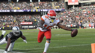 Tyreek Hill Gives Worrisome Update on His Injured Foot After Chiefs' Big Win