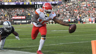 REPORT: Tyreek Hill Not Expected to Miss Any Time With His Foot Injury
