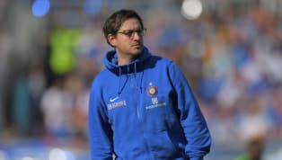 Diese Trennung kommt aus dem Nichts! Trotz erfolgreichem Klassenerhalt verlässt Chef-Trainer Hannes Drews die Veilchen von Erzgebirge Aue. Der 36-Jährige bat...