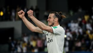 Gareth Bale has said he is more 'comfortable' playing on his more natural left wing position, after scoring a hattrick from the left against Kashima Antlers...