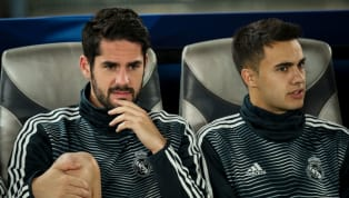Real Madrid midfielder Isco is thought to be weighing up a move to Manchester City, after seeing his game time limitedunder new Real boss Santiago Solari....