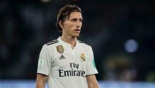 Wechselt nach Cristiano Ronaldo ein weiterer Weltfußballer in die Serie A? Medienberichten zufolge zeigt Inter Mailand weiterhin Interesse an Madrids Luka...