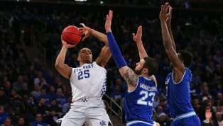 Halfcourt Shot in Kentucky-Seton Hall Game Gives Over Bettors the Extra Time to Cash Out
