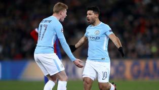 En bons acteurs, les deux champions d'Angleterre ont donné des sueurs froides à quelques chanceux supporters, venus fêter le titre avec eux. Champions...