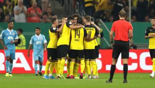 Dank des 0:2 Sieges über den KFC Uerdingen zieht Borussia Dortmund in die zweite Runde des DFB-Pokals ein. Nachdem es noch mit 0:0 in die Halbzeit ging,...