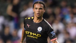 Manchester City winger Leroy Sane has returned to full training for the first time after spending close to six months out of action with a serious knee...