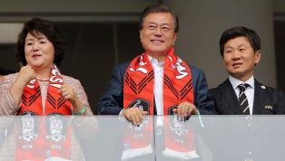 ยิ่งใหญ่ ! ปธน. เกาหลีใต้ ร่วมแสดงความยินดีกับแชมป์ ซูซูกิคัพ ของ เวียดนาม