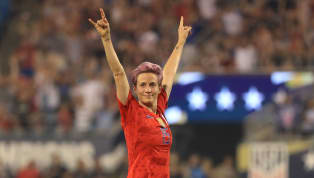 USWNT winger Megan Rapinoe has won the 2019 Women's Ballon d'Or, with England defender Lucy Bronze placing second. The Reign FC forward rose to global fame...